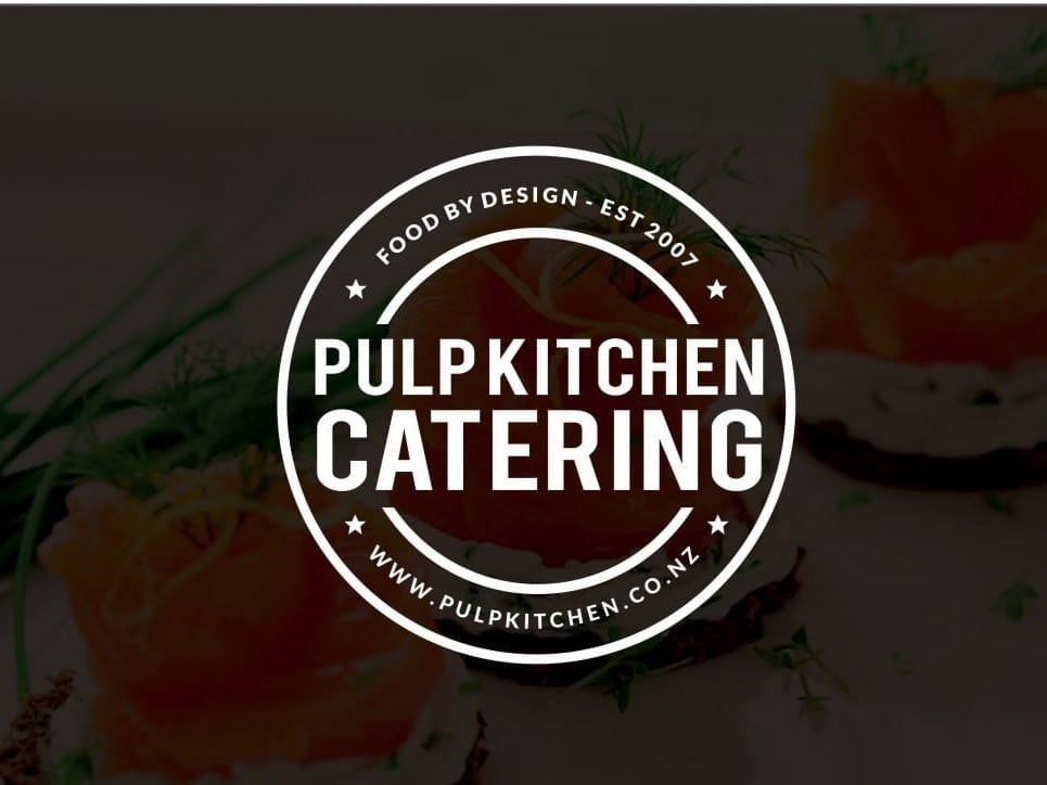 Pulp Kitchen Logo Design